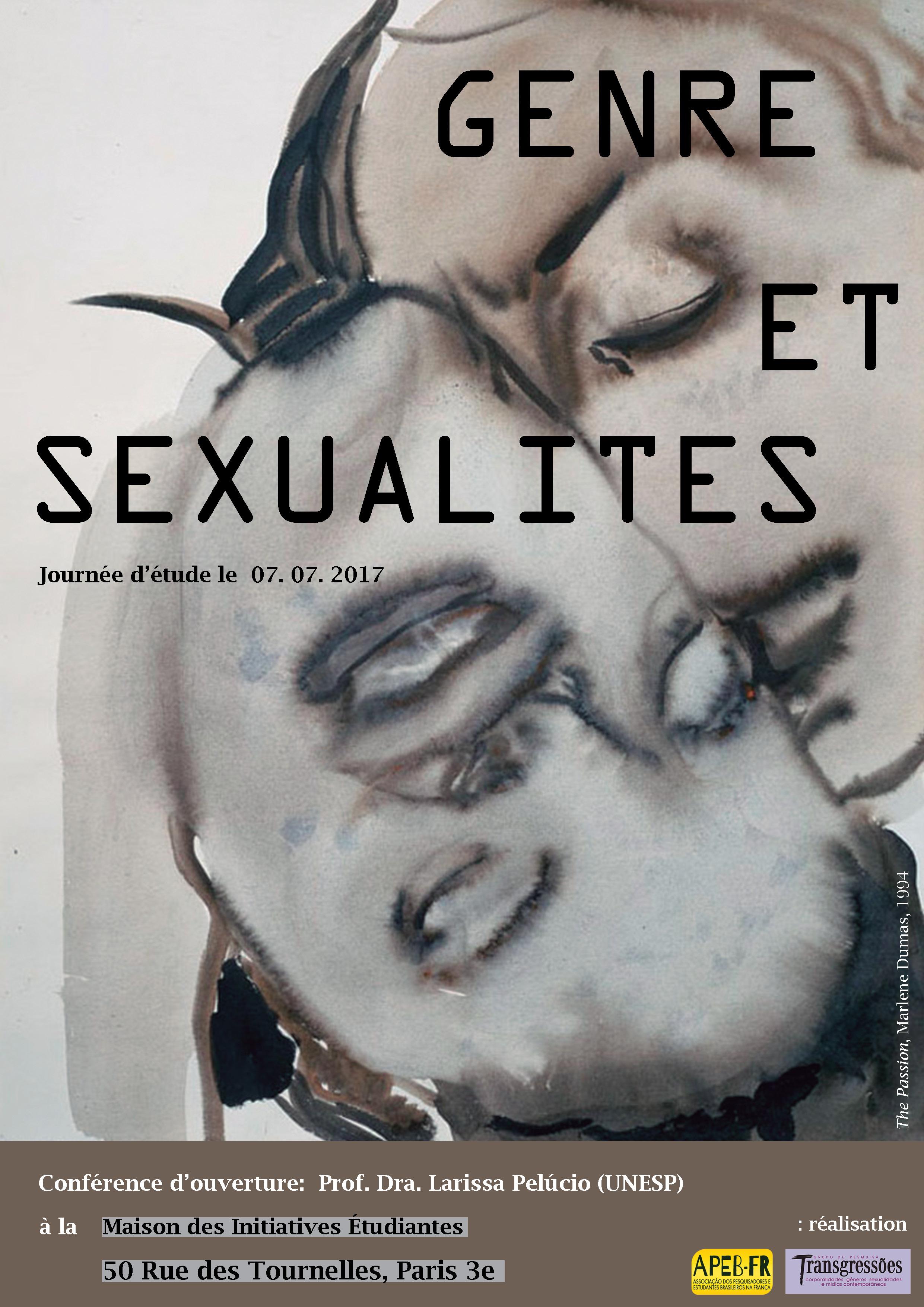 Journée d'étude «Gênero e Sexualidades»